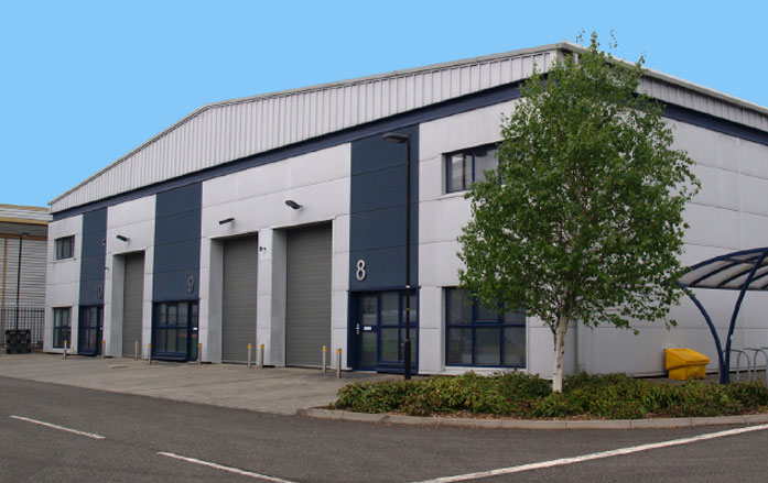 Connect 10 industrial estate